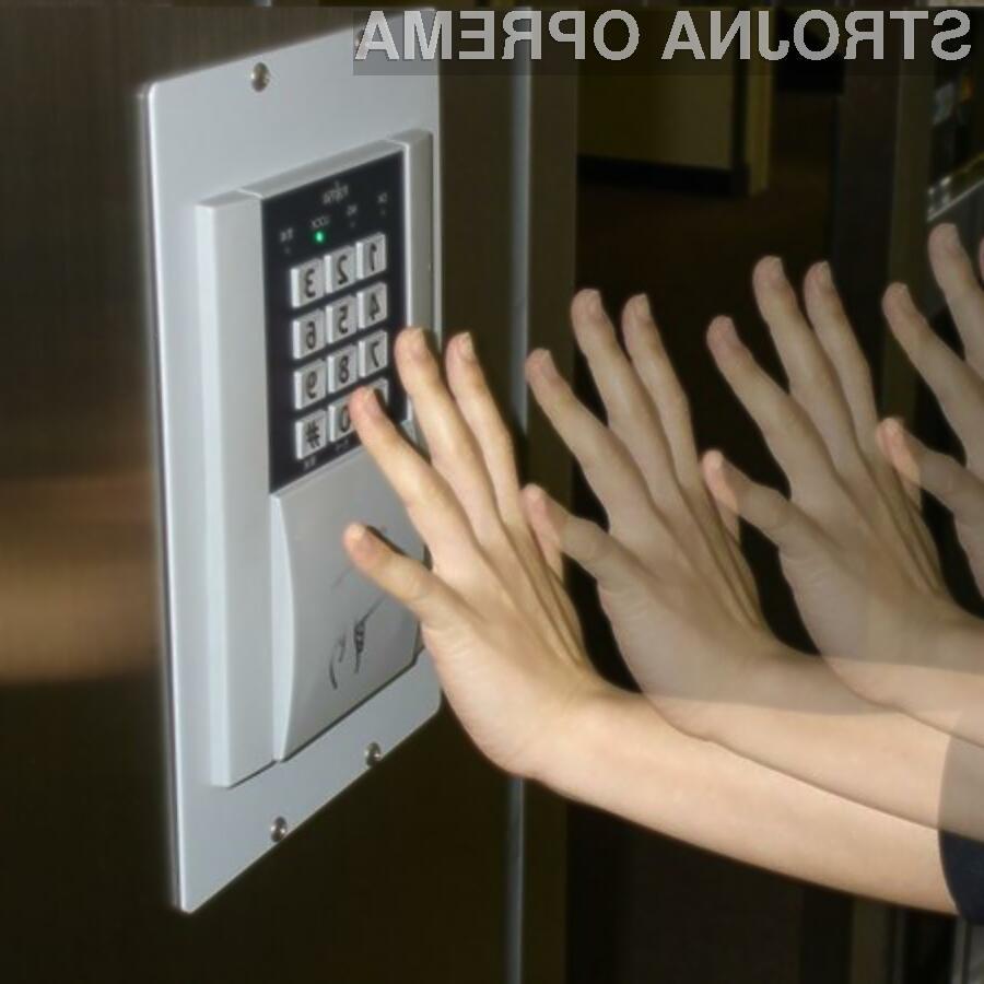 Novi biometrični sistem je sila zanesljiv, saj je možnost napake le v 0,1 odstotkih primerov.