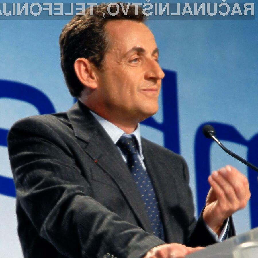 Sarkozy izziva evropske komisarje!
