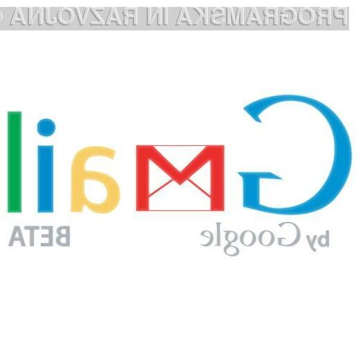 Gmail je po številu uporabnikov prehitel podjetje AOL.