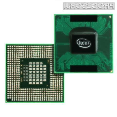 Intel za bližnjo prihodnost napoveduje kompaktnejše, zmogljivejše in energijsko učinkovitejše procesorje.