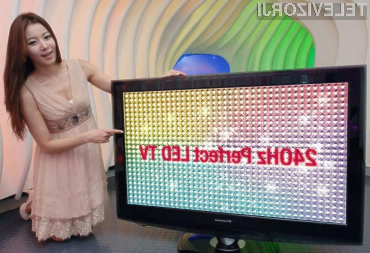 S televizorji LG družine LH90 bo gledanje filmov pravi užitek!