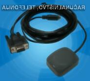 GPS sprejemnik/antena z USB priključkom - Sanav GM-158.