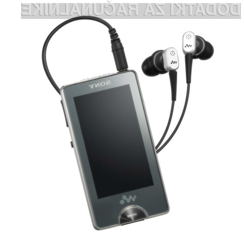 Sony Walkman NW-X1000 bo kot nalašč za kakovostno preživljanje prostega časa.
