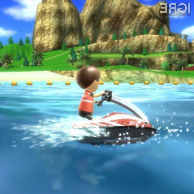 Wii Sports Resort bo zagotovo še dodatno pospešil prodajo igralne konzole Nintendo Wii.