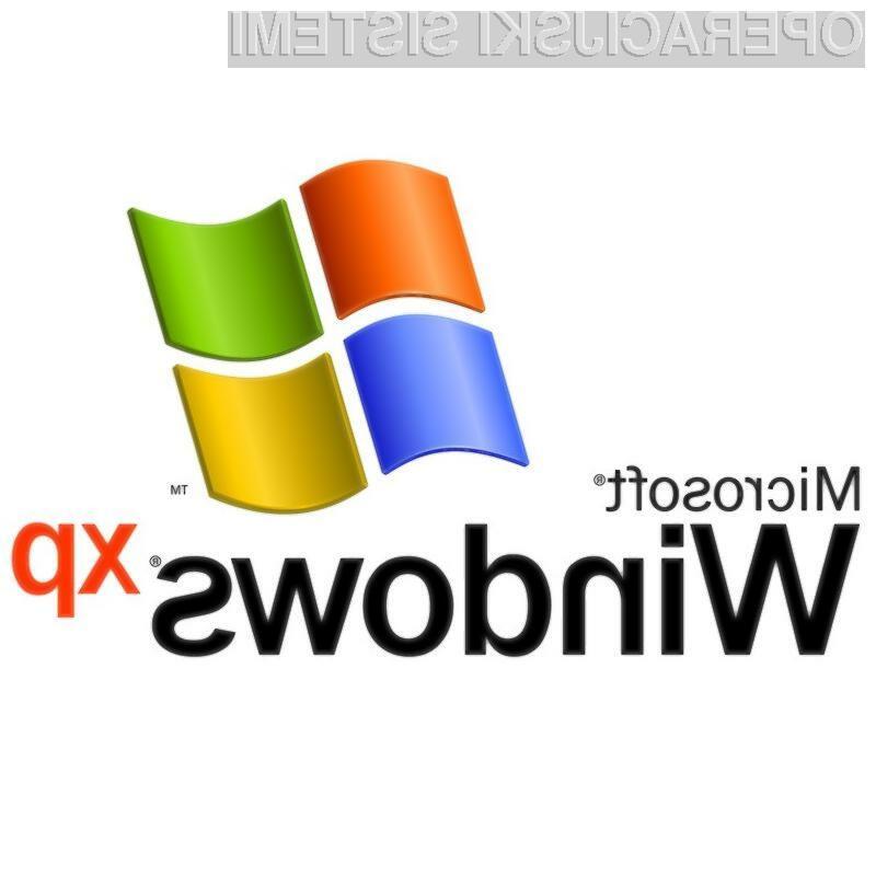 Windows XP je za Microsoft molzna krava!