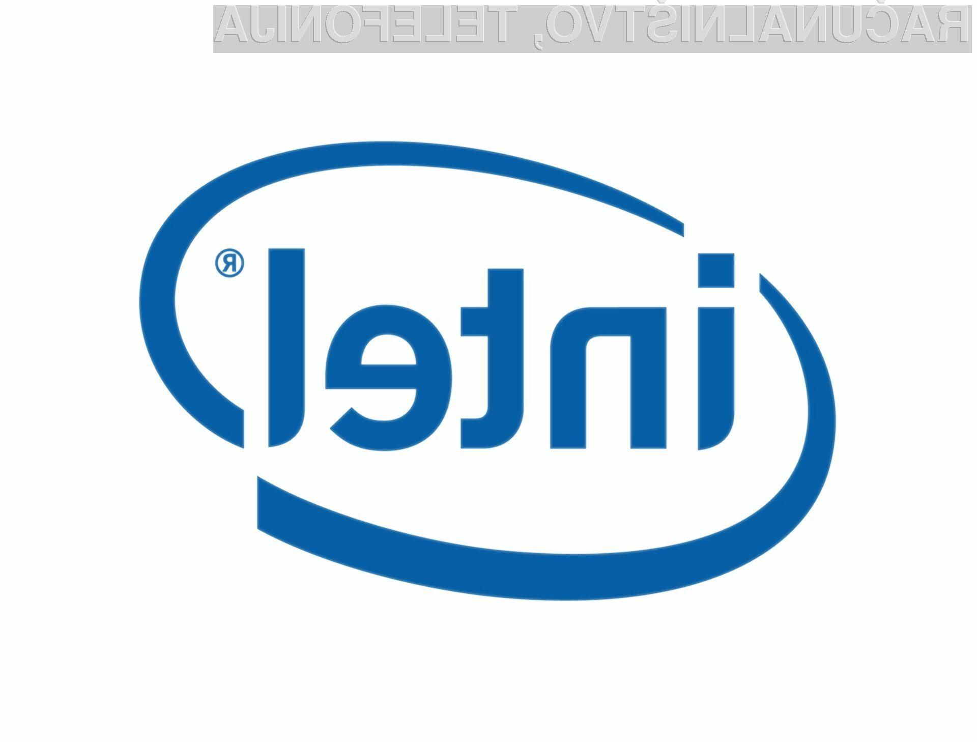 Intel močno verjame v svojo nedolžnost!