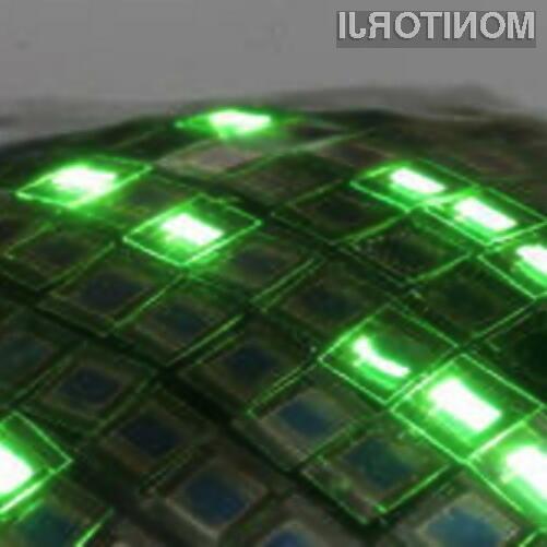 Novi zaslon OLED je raztegljiv, upogljiv in odporen na mehanske poškodbe.