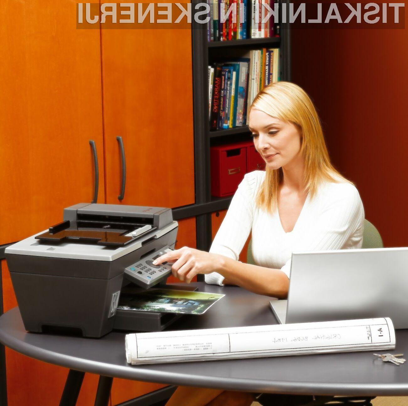 Lexmark je s korporacijo BASF podpisal večletno vzdrževalno pogodbo za področje tiskanja.