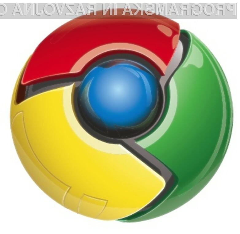 Bo spletni brskalnik Google Chrome uspel osvojiti tudi uporabnike Linuxa in Mac Osa?