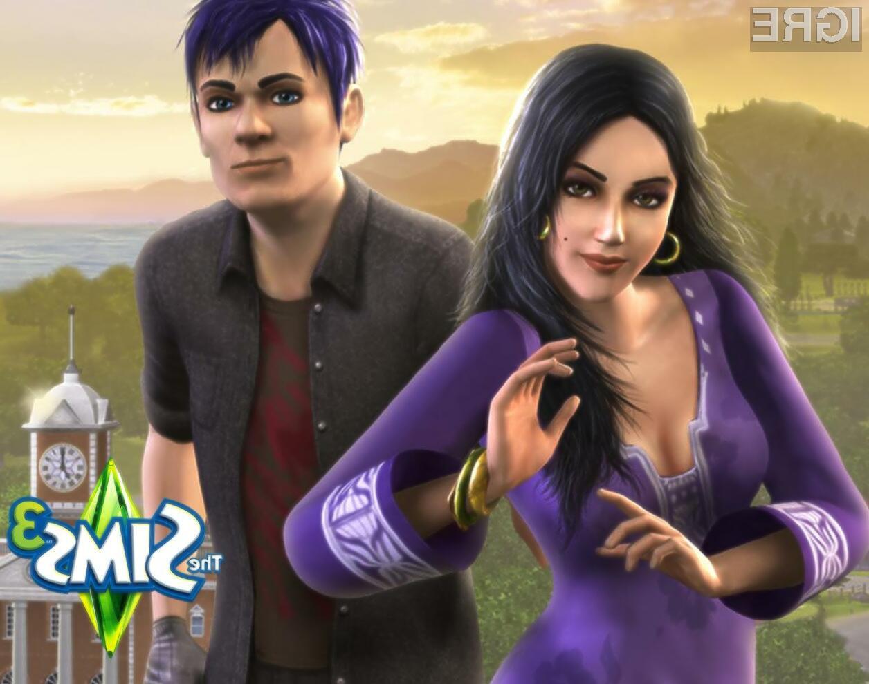 Računalniška igra The Sims 3 preprosto navdušuje!
