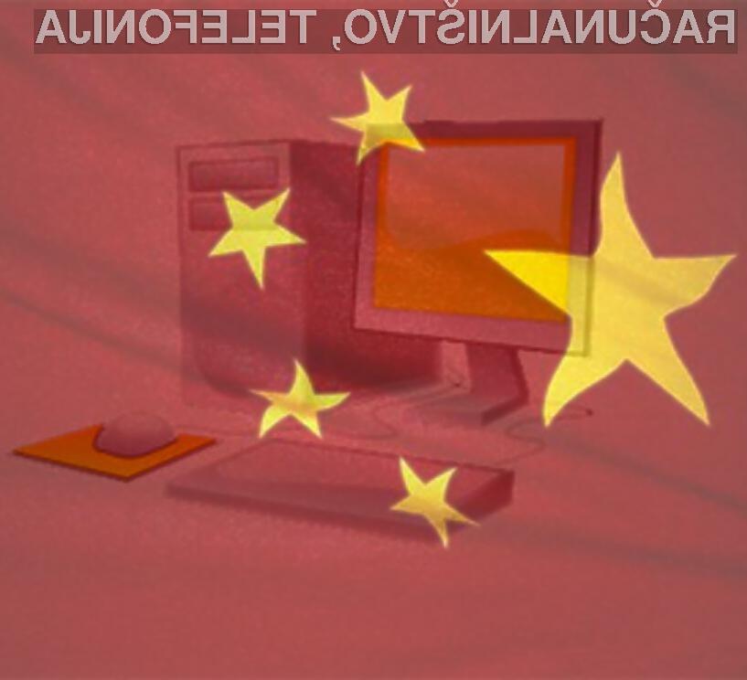 Kitajska ima zelo bogato zgodovino omejevanja dostopa do svetovnega spleta!