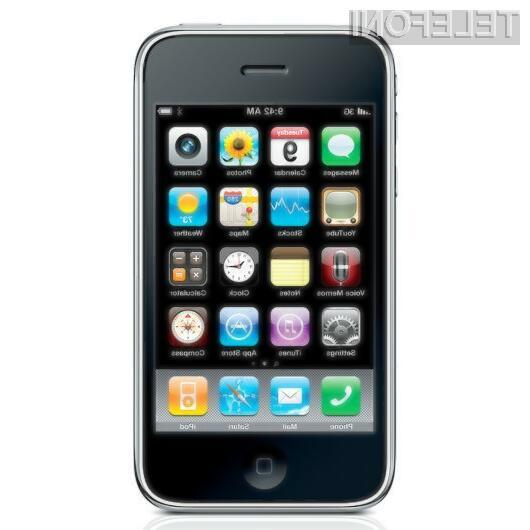 S pomočjo programske opreme purplera1n lahko novemu iPhonu prosto dodajamo nove aplikacije in funkcionalnosti.