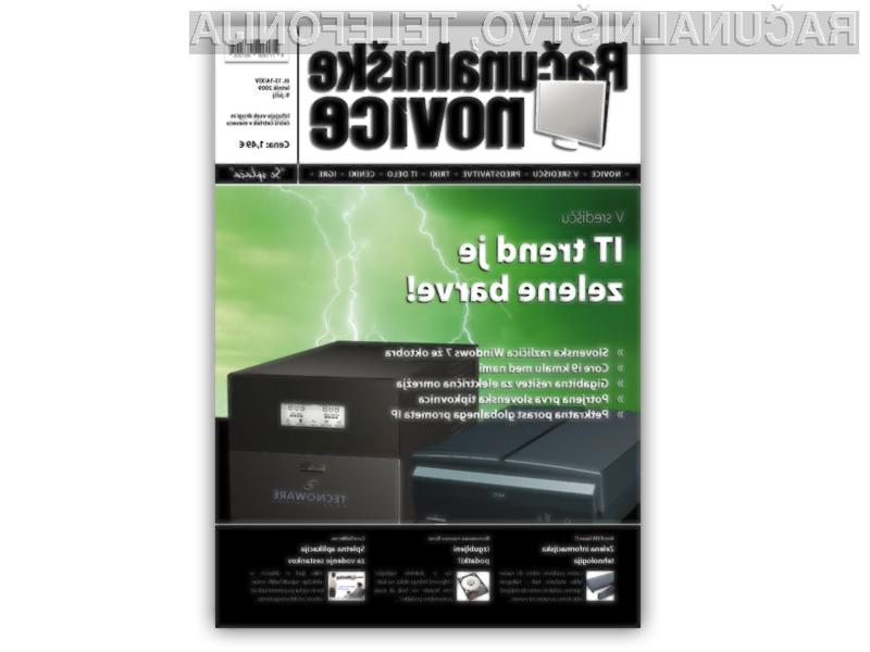 Na voljo v kioskih po Sloveniji - 1,49€ - Se splača!