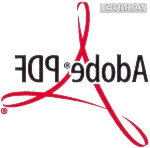 Za usmerjene napade se najpogosteje uporabljajo datoteke s podaljškom PDF, ki jih odpira program Adobe Acrobat.