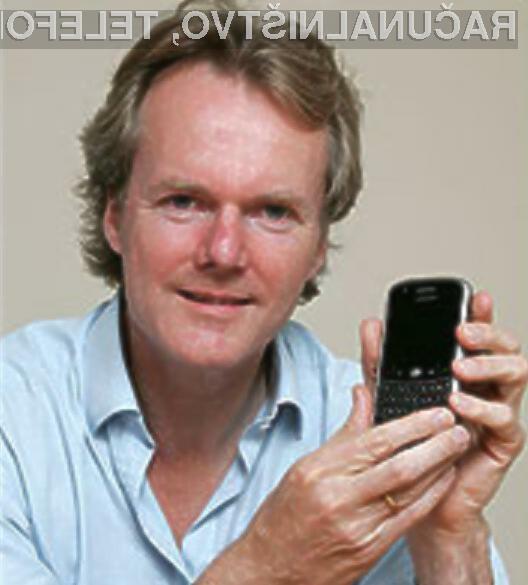 Pametni mobilni telefon BlackBerry je tokrat rešil življenje smučarju!