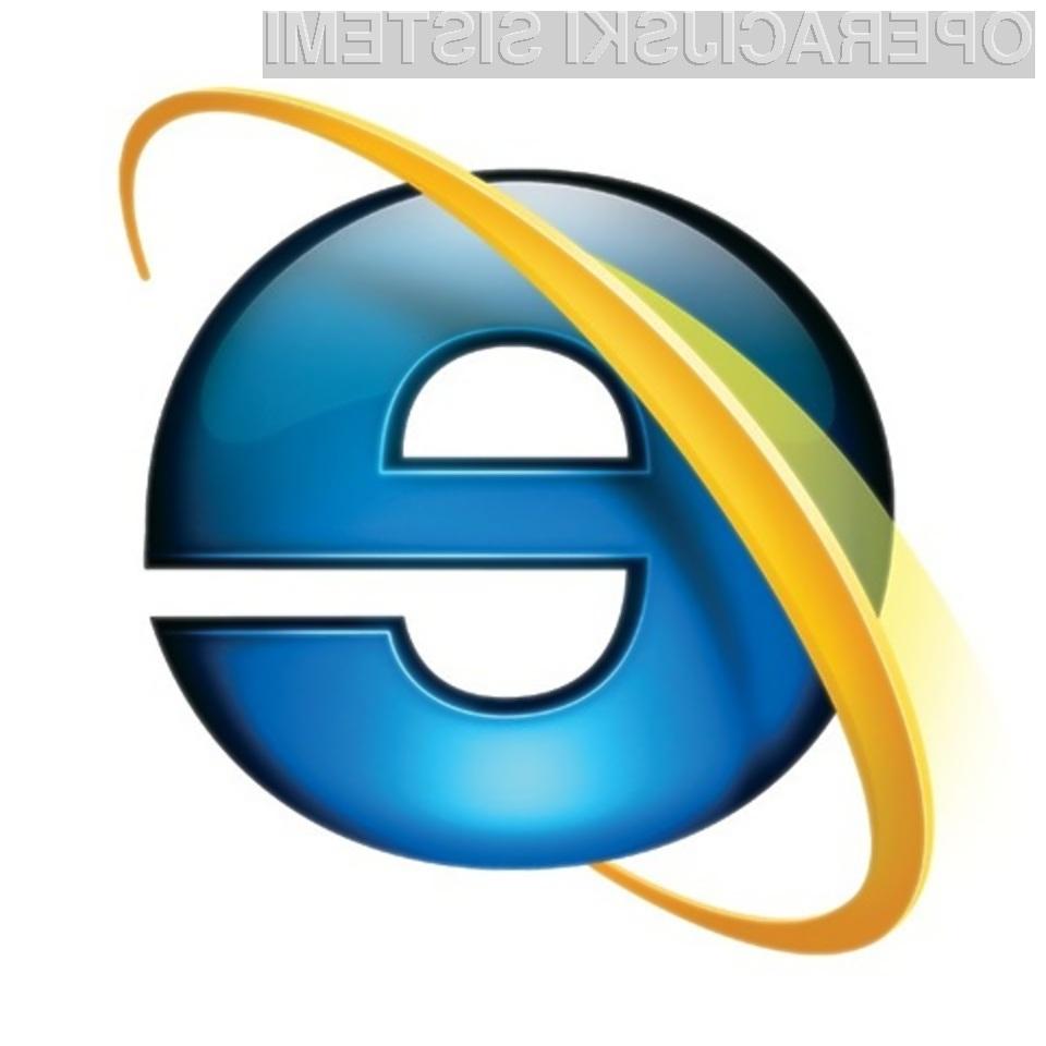 Internet Explorer 8 naj bi bil najvarnejši brskalnik za deskanje po svetovnem spletu.
