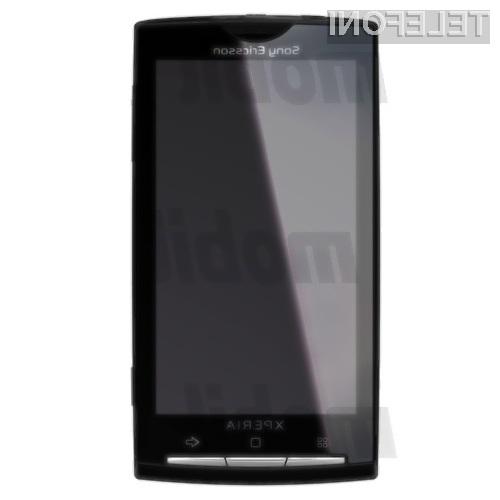 Mobilnik Sony Ericsson Rachael XPERIA obeta veliko!