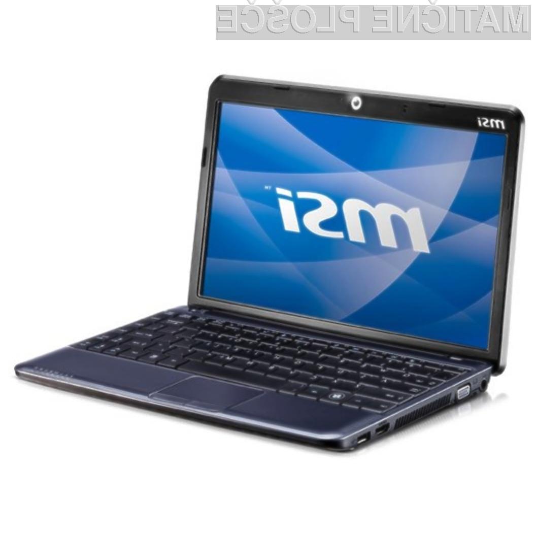 Žepni računalnik MSI s procesorjem Athlon Neo je povsem kos tudi zahtevnejšim nalogam!