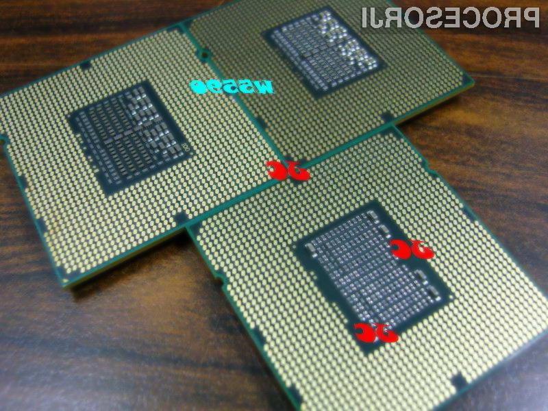 Šestjedrni procesorji Intel s sredico Gulftown vsaj zaenkrat obetajo veliko!