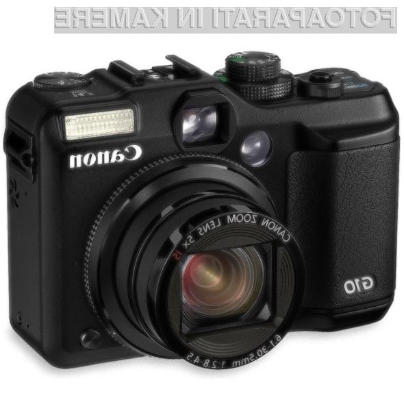 Canon Power Shot G11 – vrhunska tehnologija v kompaktnem ohišju