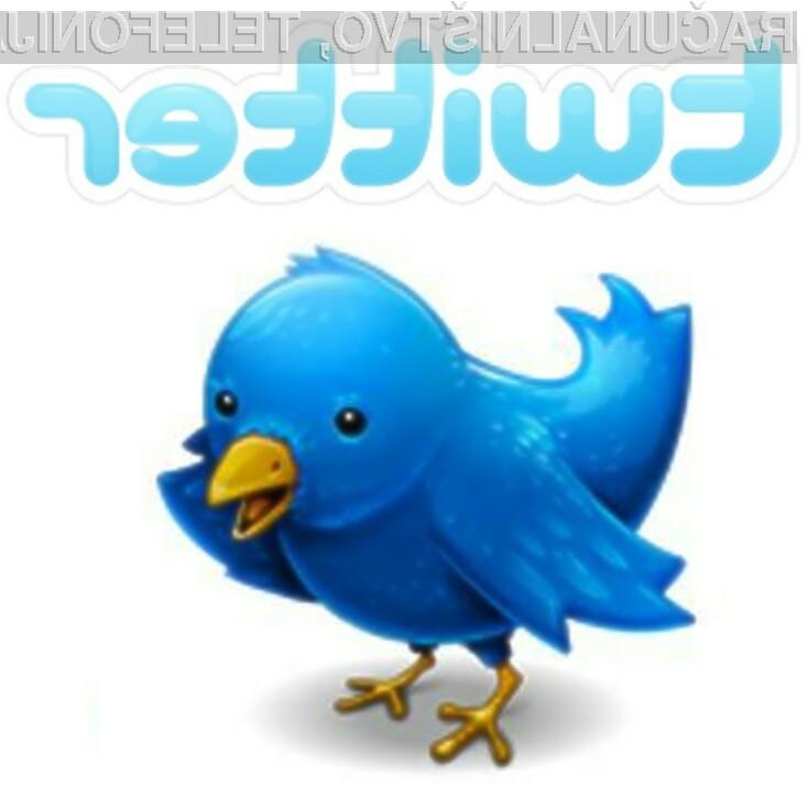 Bo podjetje Twitter zaradi kršitve patentov primorano v umik socialne mreže?