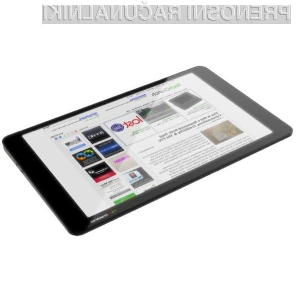 Tablični računalnik CruchPad bi lahko v bližnji prihodnosti postal celo alternativa elektronskim knjigam.