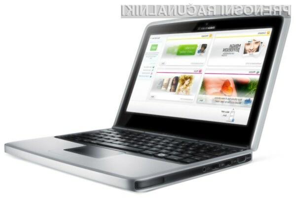 Žepni računalnik Nokia Booklet 3G je kot nalašč za opravljanje vsakodnevnih opravil na terenu.