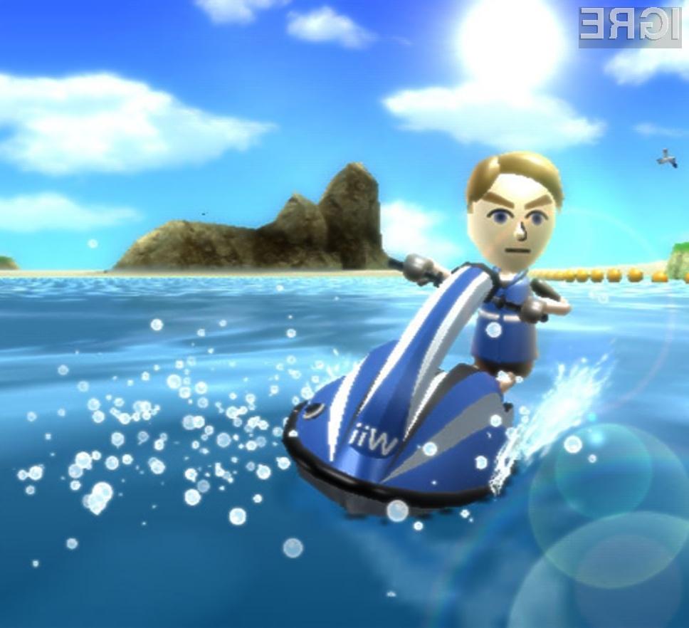 Igra Wii Sports Resort je še dodatno pospešila prodajo igralne konzole Nintendo Wii.