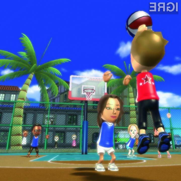 Računalniška igra Wii Sports Resort je bila junija prodajni hit na severnoameriškem trgu.