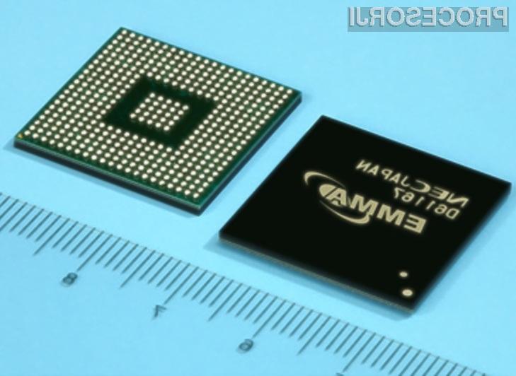 Novi procesorji naj bi večpredstavnostne vsebine preračunavali kot za šalo!