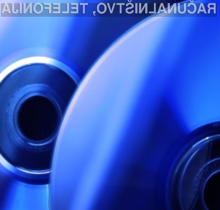 Z običajnimi zapisovalniki Blu-ray naj bi bilo kmalu mogoče zapisati do 33,4 GB podatkov!