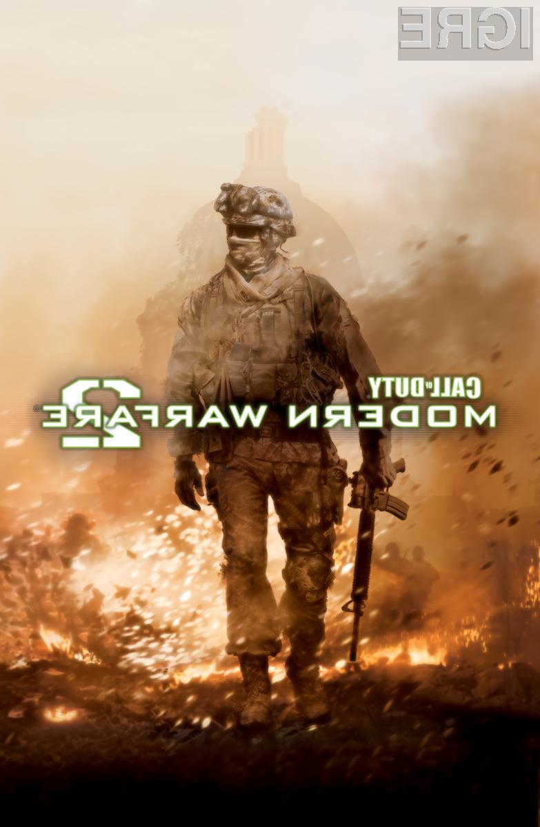 Vladimir Putin se je tokrat spravil nad priljubljeno prvoosebno streljačino Call of Duty: Modern Warfare 2.