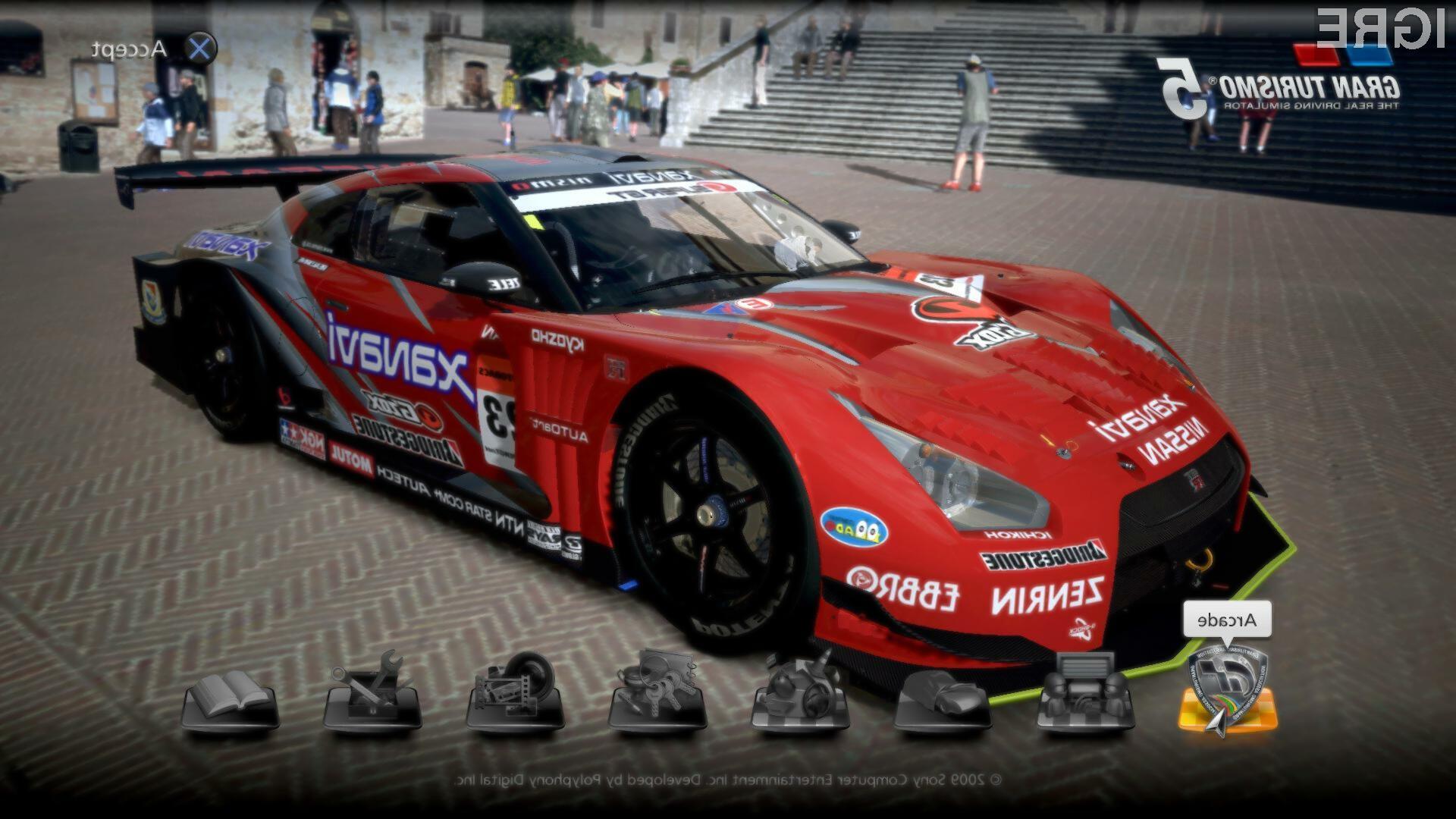 Dirkaška igra Gran Turismo 5 navdušuje!