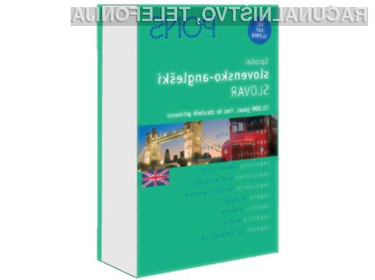 Splošni slovensko-angleški slovar
