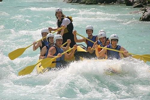 Bon za rafting