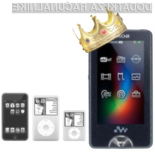 Sony je na domačih tleh dosegel pomembno zmago nad konkurenčnim podjetjem Apple.