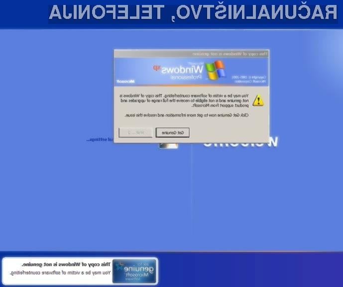 Microsoft jo je tokrat odnesel poceni!