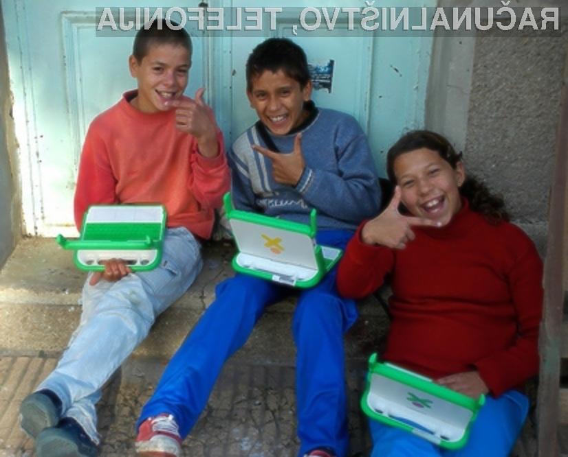 Prav vsi urugvajski osnovnošolci bodo deležni prenosnega računalnika XO-1.