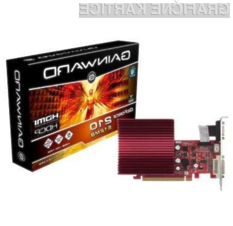Gainward GeForce 210.