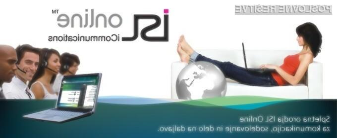 Spletna komunikacija ISL Online
