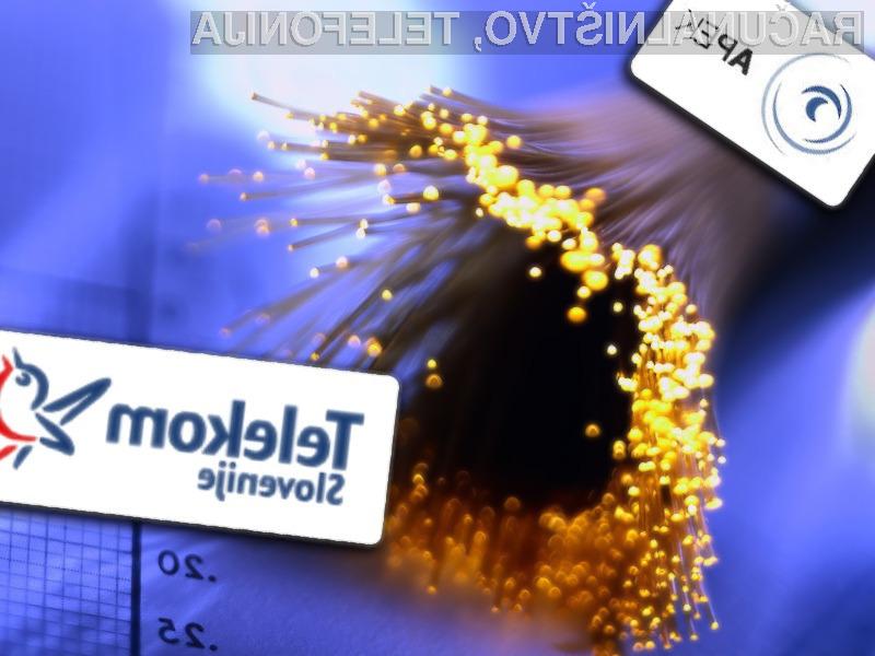 Evropska komisija zahteva še strožjo regulacijo v primeru optičnega omrežja Telekoma Slovenije