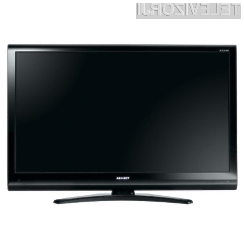 Procesor Cell se odlično znajde tudi v televizorju!