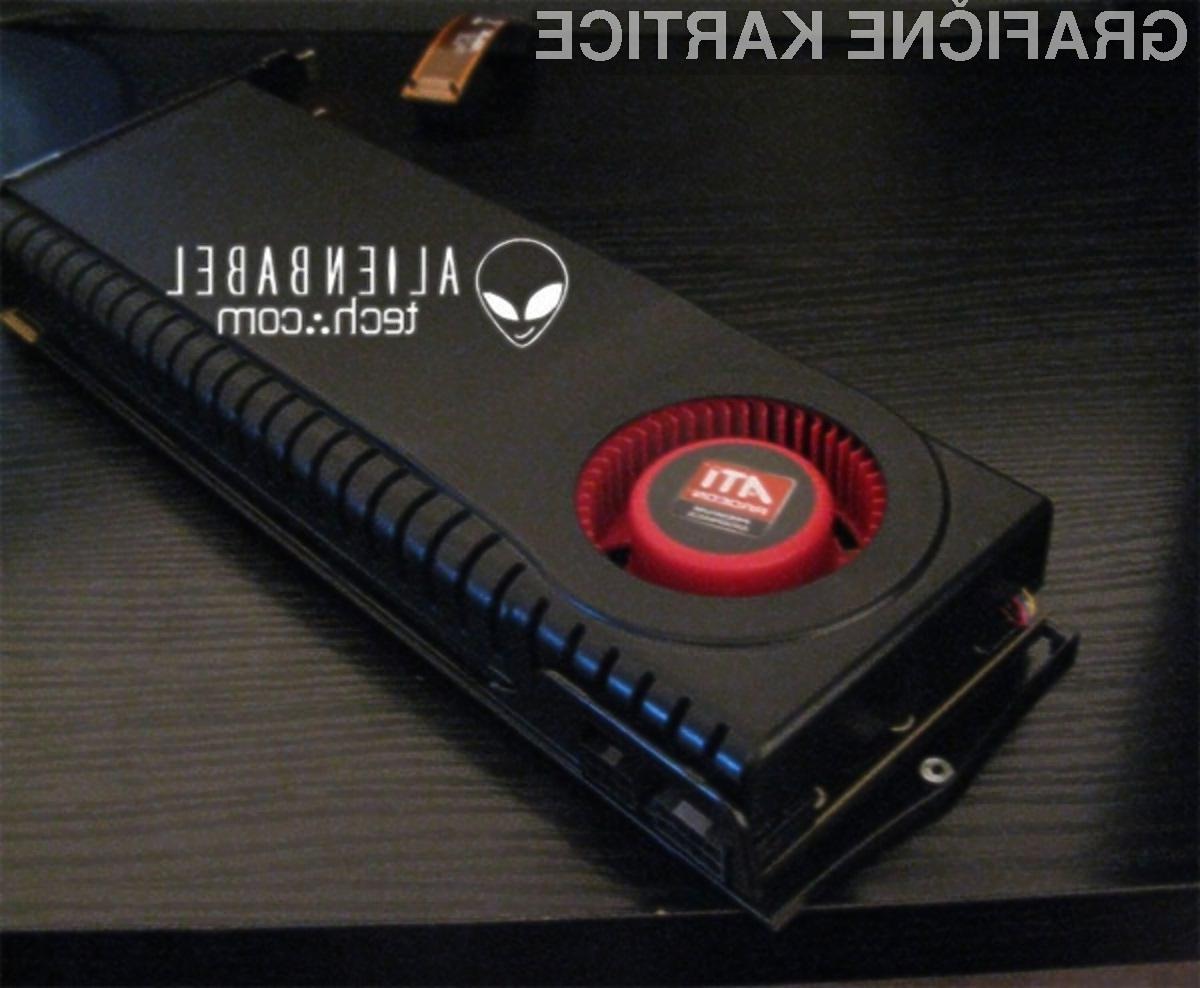 Grafična kartica AMD/ATI Radeon HD 5970 naj bi bila občutno zmogljivejša od konkurenčne GeForce GTX 295.
