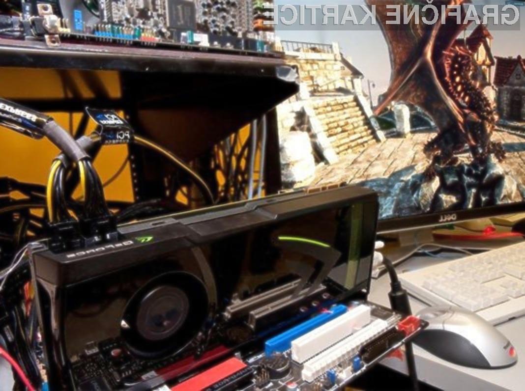 Bo grafična kartica Nvidia GeForce GTX 380 prevzela lovoriko najzmogljivejše grafične kartice na svetu?