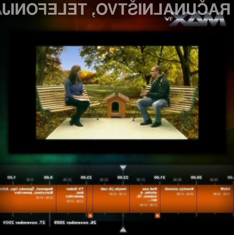 Prva linearna spletna televizija Max TV ima vsaj zaenkrat več podpornikov kot nasprotnikov.