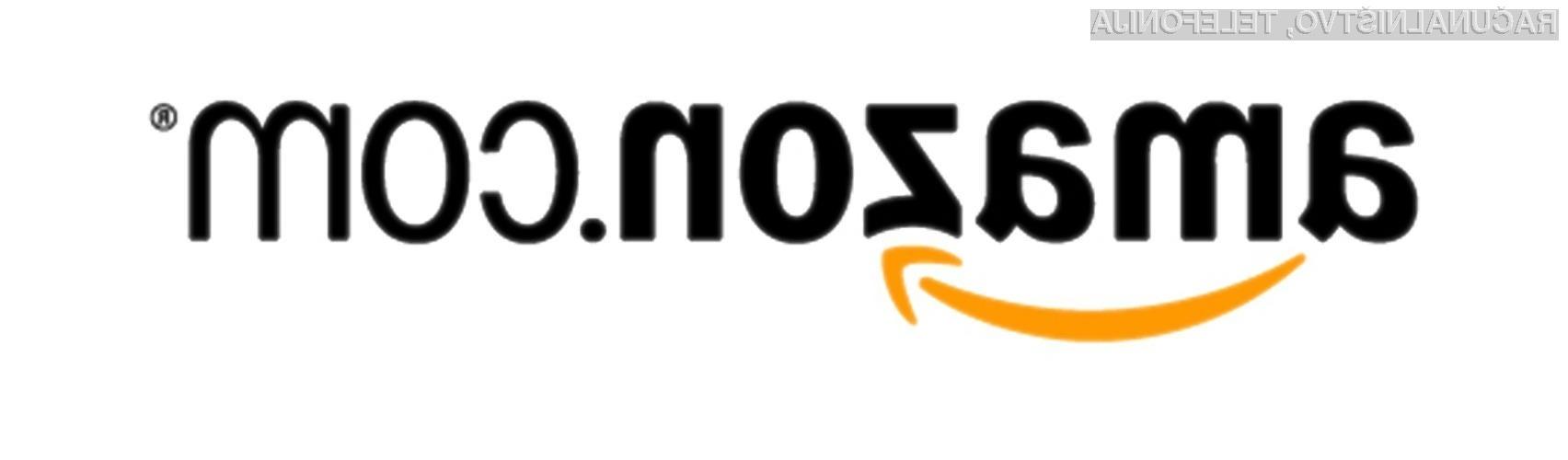 Prodaja Amazona je letošnjega decembra kljub recesiji vse prej kot slaba.