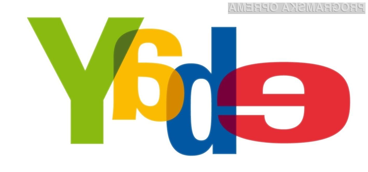 Lastniki spletne tržnice eBay so s prometom lahko zadovoljni.
