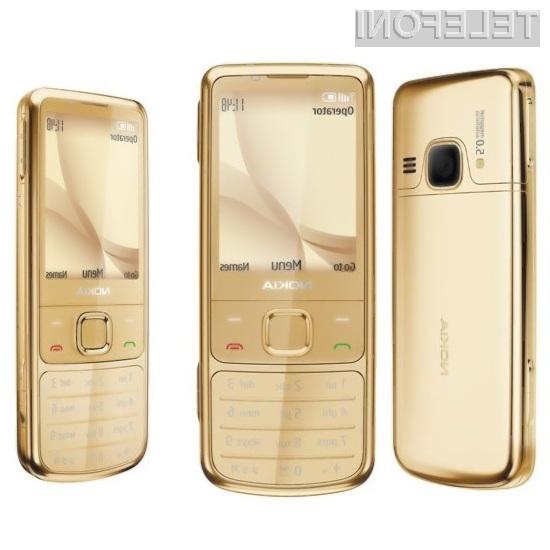 Pozlačena Nokia je pisana na kožo petičnežem, kot so Paris Hilton, Damjan Murko in Salome.