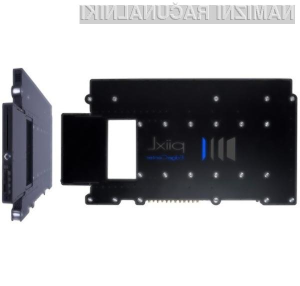 Kompaktni, zmogljivi in energijsko varčni večpredstavnostni računalnik Piixl EdgeCenter 3770.