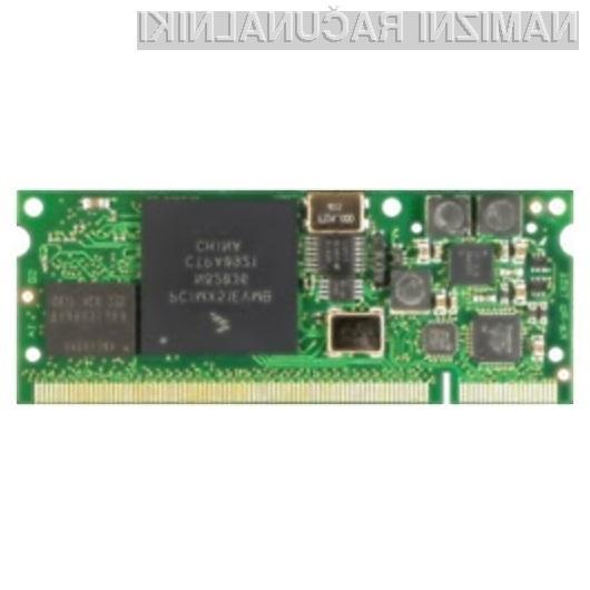 Osebni računalnik velikosti pomnilniškega modula se po zmogljivosti lahko povsem kosa s prenosnimi računalniki.